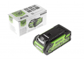 Пила цепная аккумуляторная G-MAX 40V GREENWORKS G40CS30K2, Масло для смазки цепи в подарок!