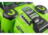 Газонокосилка аккумуляторная  G-MAX 40V GREENWORKS G40LM49DBK3