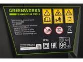 Газонокосилка самоходная аккумуляторная GD-82 82V GreenWorks GC82LM51SPK5