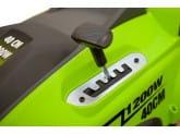 Газонокосилка электрическая 1200W GREENWORKS GLM1241