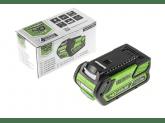 Воздуходув-пылесос аккумуляторный G-MAX 40V GREENWORKS GD40BVK4