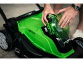 Газонокосилка аккумуляторная G-MAX 40V GREENWORKS G40LM41K2-2X