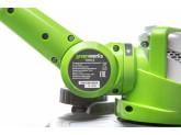 Триммер аккумуляторный G-24 24V Deluxe GREENWORKS G24ST30M