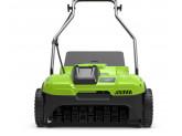 Аэратор аккумуляторный G-MAX 40V GREENWORKS G40DT30 40V с 6 А/ч АКБ и ЗУ