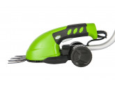 Ножницы садовые аккумуляторные с телескопической рукояткой 7,2V GREENWORKS