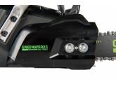 Пила цепная аккумуляторная 82V GREENWORKS GС82CSK5
