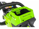 Цепная пила аккумуляторная Greenworks GD60CS40 60V (40 см) с АКБ и ЗУ
