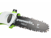 Высоторез-сучкорез электрический 720W GREENWORKS GPS7220