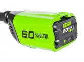 Триммер аккумуляторный 60V Greenworks GD60LT с АКБ и ЗУ