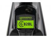 Воздуходув аккумуляторный GD-82 82V GREENWORKS GC82BLK5