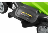 Газонокосилка аккумуляторная G-MAX 40V GREENWORKS G40LM45K4