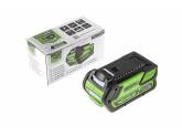 Газонокосилка аккумуляторная  G-MAX 40V GREENWORKS G40LM49DB2K