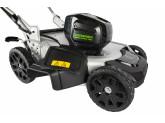 Газонокосилка аккумуляторная GD-82 82V GreenWorks GC82LM46K5 + Ножницы для травы Gardena Comfort 12100 в подарок!