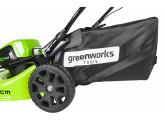 Газонокосилка бесщеточная аккумуляторная GD-60 60V GreenWorks GD60LM46HP