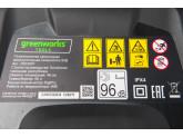 Газонокосилка самоходная бесщеточная аккумуляторная GD-60 60V GreenWorks GD60LM46SP