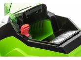 Газонокосилка аккумуляторная G-MAX 40V GREENWORKS G40LM41