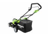 Газонокосилка аккумуляторная G-MAX 40V GREENWORKS G40LM41K4 + Ножницы для травы Gardena Classic в подарок!