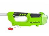 Снегоуборщик аккумуляторный G-MAX 40V GREENWORKS GD40SSK4
