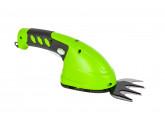 Ножницы-кусторез садовые аккумуляторные 3,6V GREENWORKS
