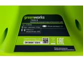 Компрессор G-MAX GREENWORKS G40AC