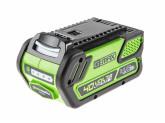 Тележка садовая самоходная G-MAX 40V GREENWORKS G40GCK4