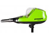 Мотор лодочный G-MAX 40V GREENWORKS G40TM55