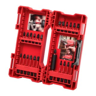 Набор бит  Shockwave Imapct Duty Bit Set (24шт) 4932464169