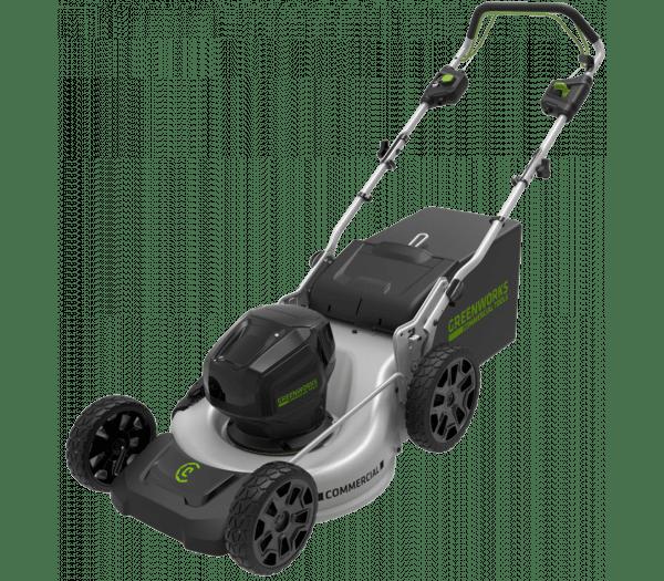 Газонокосилка самоходная аккумуляторная GD-82 82V GreenWorks GC82LM46SP