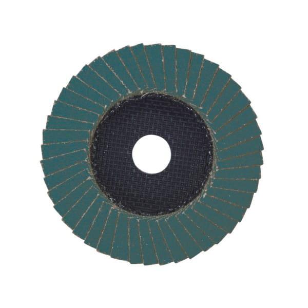 Лепестковый диск  Zirconium 115 мм/ зерно 120 (1шт)