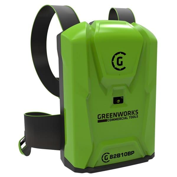 Аккумулятор ранцевый GD-82 82V  GL-900 X GREENWORKS GC82B10BP