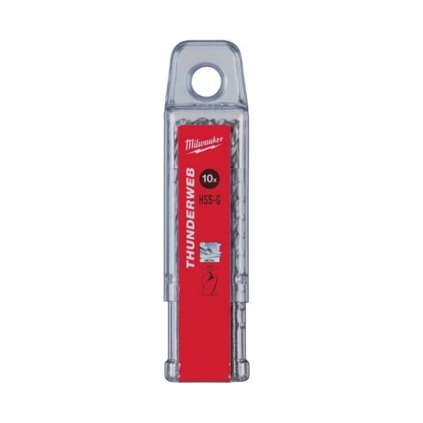 Сверло по металлу  HSS-G DIN340 3x 100мм (10шт)