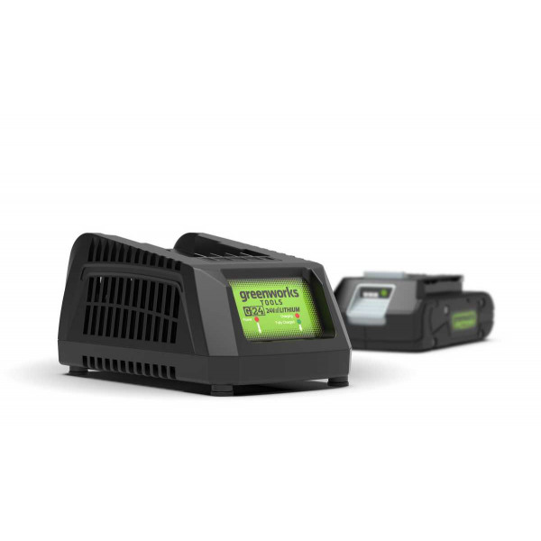 Зарядное устройство G-24 24V GREENWORKS G24UC