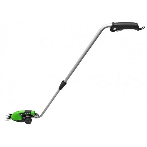 Ножницы-кусторез садовые аккумуляторные 3,6V GREENWORKS с удлинителем