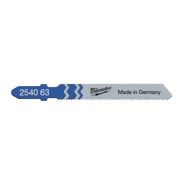 Полотно стандартное  JigBl T118A 55 мм/ шаг зуба 1.2 мм (5шт)