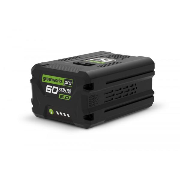 Аккумулятор GD-60 60V GREENWORKS G60B6