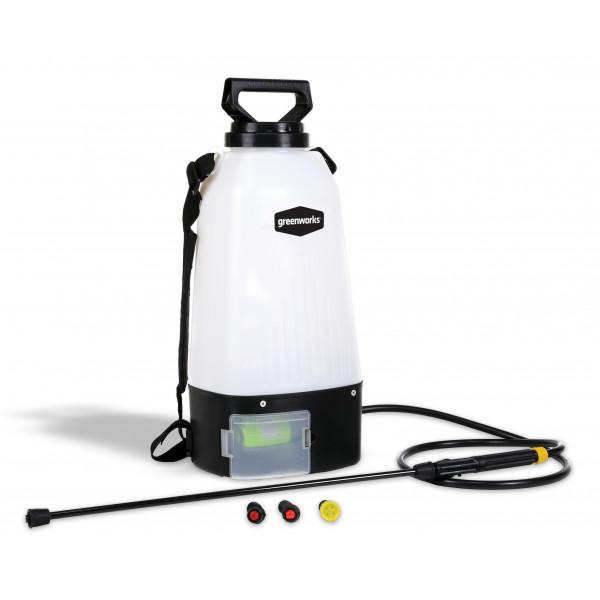 Опрыскиватель садовый аккумуляторный G24 24V GREENWORKS 5103507UA