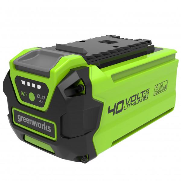 Аккумулятор 40V GREENWORKS G40USB2 2 А.ч