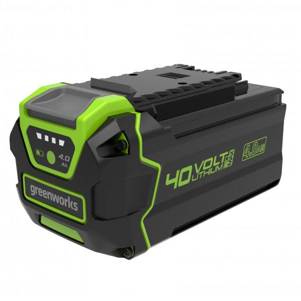 Аккумулятор 40V GREENWORKS G40USB4 4 А.ч