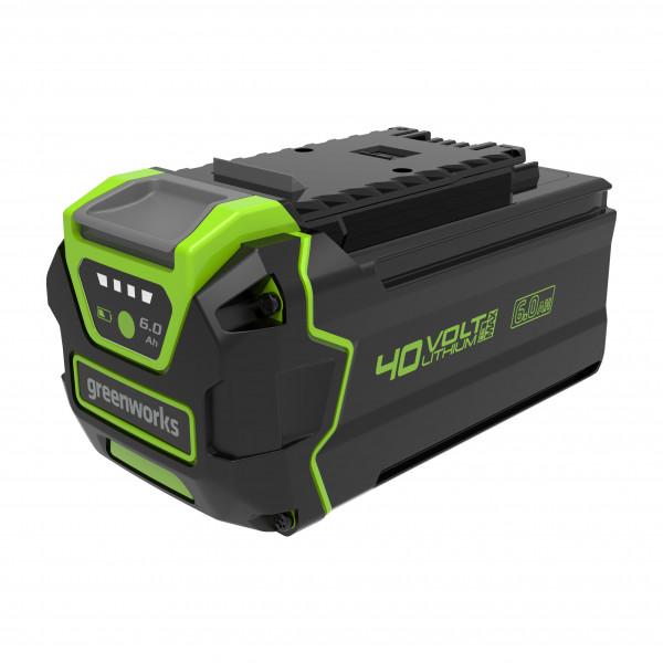 Аккумулятор 40V GREENWORKS G40USB6 6 А.ч