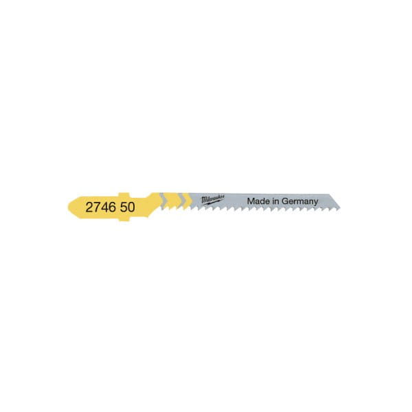 Полотно для фигурной резки  JigBl T119BO 50 мм/ шаг зуба 2 мм (5шт)