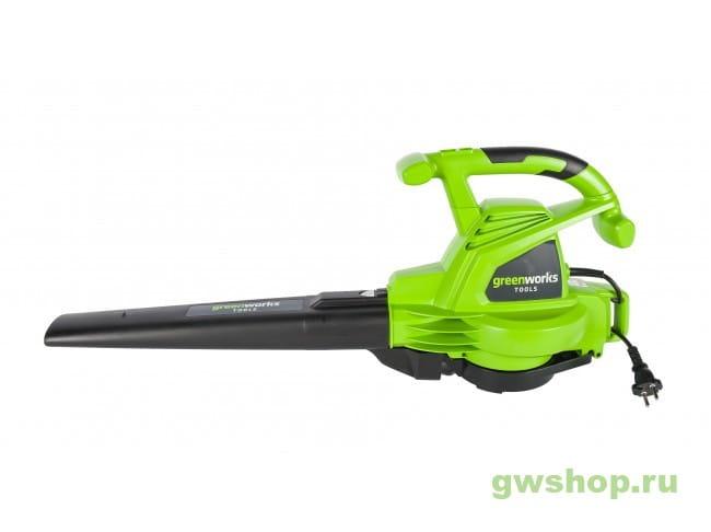 GBV2800 2402707 в фирменном магазине GreenWorks