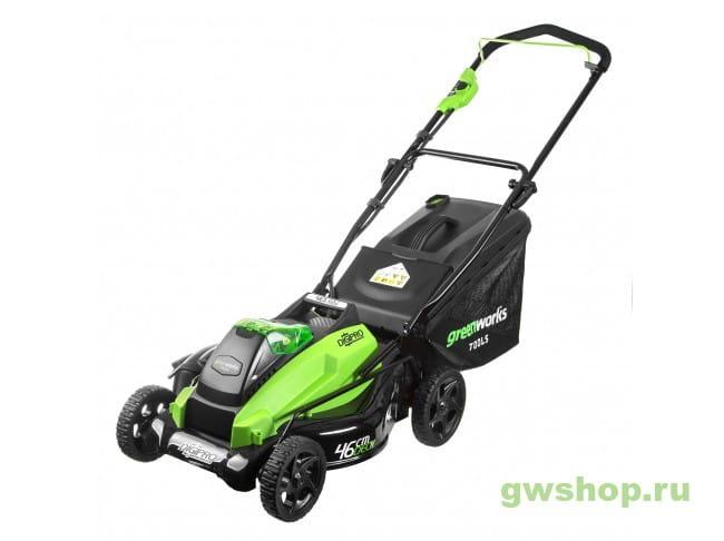 GD40LM45 2500407 в фирменном магазине GreenWorks