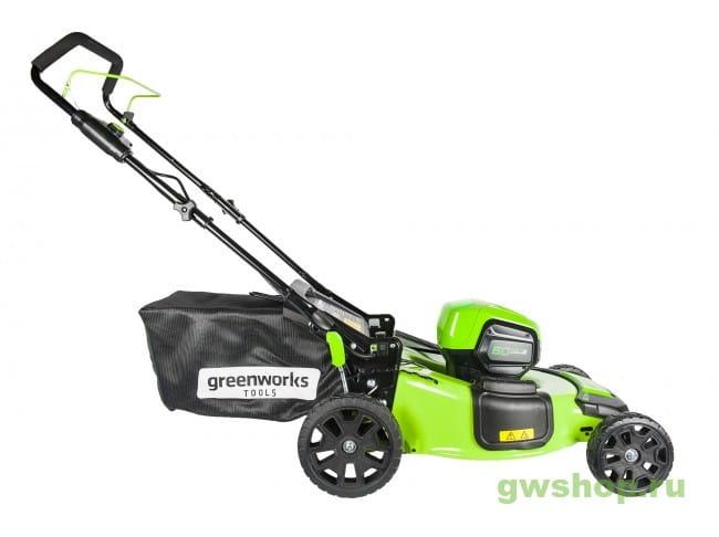 GD60LM51HP 2502707 в фирменном магазине GreenWorks