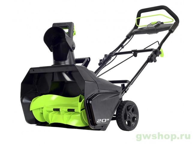 GD80SB DigiPro 2600107 в фирменном магазине GreenWorks