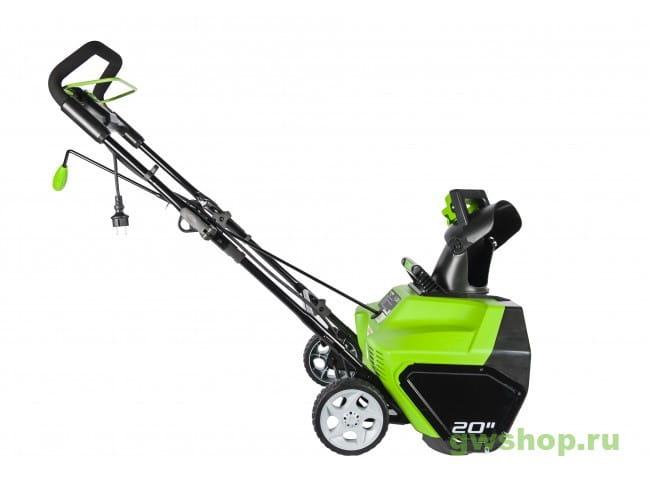 GES13 2600507 в фирменном магазине GreenWorks