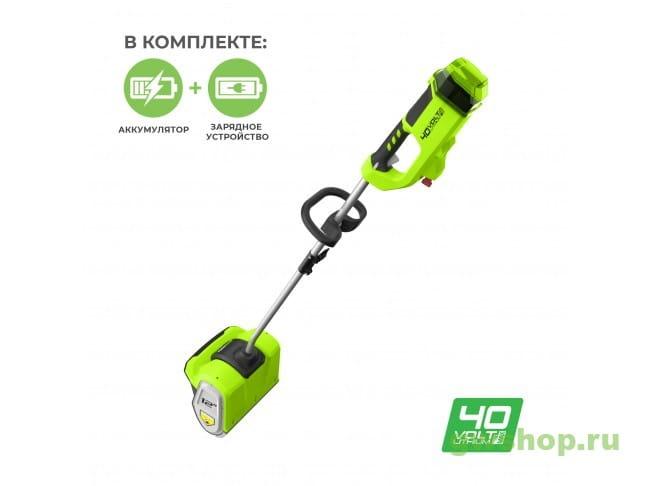 GD40SSK2 2600807UA в фирменном магазине GreenWorks