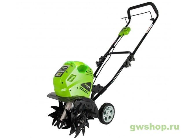 G40TLK6 27087UF в фирменном магазине GreenWorks