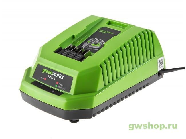G40C 2910907 в фирменном магазине GreenWorks