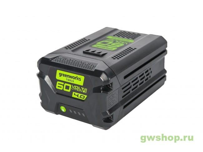 G60B4 2918407 в фирменном магазине GreenWorks