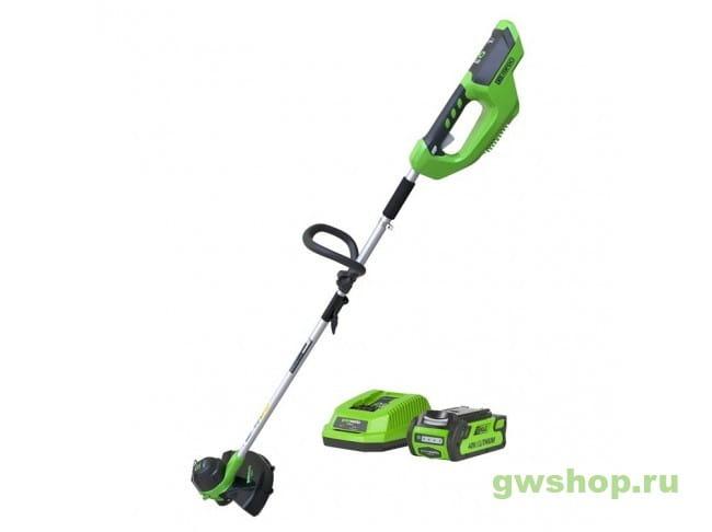 G40LTK3 2101507UE в фирменном магазине GreenWorks